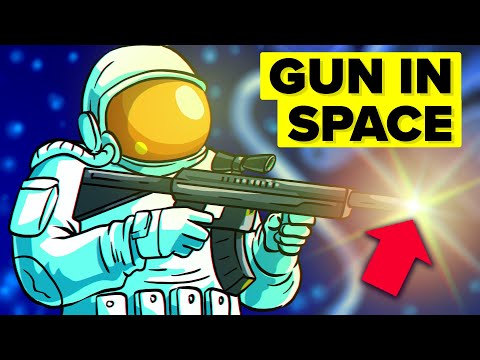 What Happens If You Fire a Gun in Space?