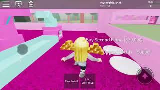 Ich tanze in ein roblox spiel (Roblox)