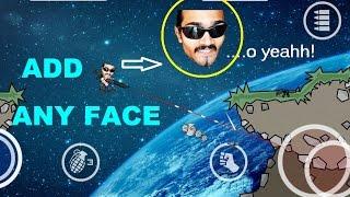 MINI MILITIA | Add Any Face On Avatar | Verified Hack| No Root!!
