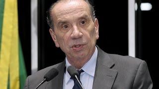 Aloysio condena votação de projeto anticorrupção e diz que Câmara sofre de 'cretinismo parlamentar'