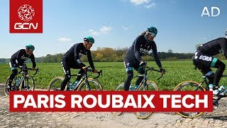 Peter Sagan's Team's Bike Preparation For Paris - Roubaix | Inside BORA-Hansgrohe