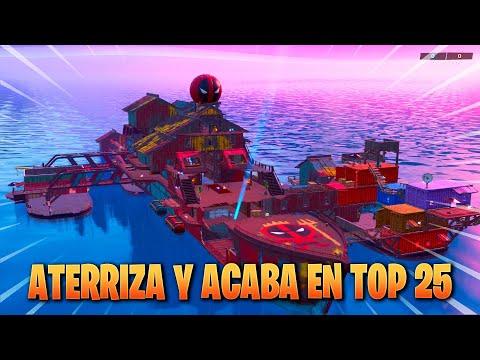 ATERRIZA EN EL YATE Y ACABA EN EL TOP 25