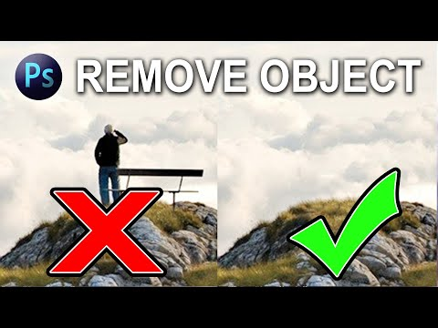 Photoshop Tutorial _ How to Remove People and Object in Photoshop thumbnail