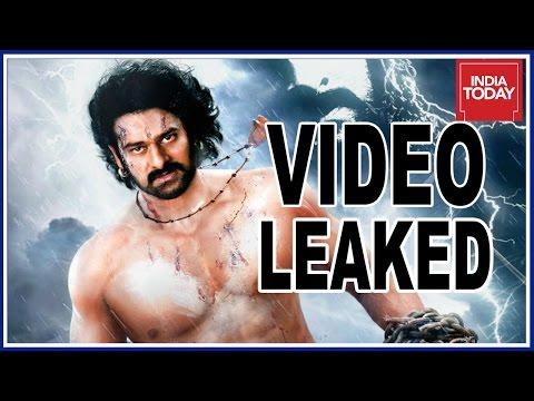 Bahubali 2 War Scene Leaked Online