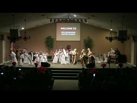2017-12-17 New Beginnings Baptist Church Service