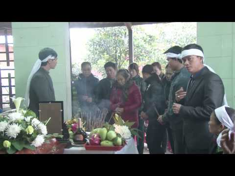Đám tang Anh GiuSe Trần Xuân Bá