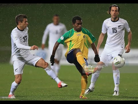 New Zealand vs Solomon Islands 6-1 - Highlights & Goals - September 1