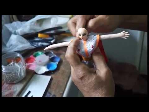 ปราชญ์ท้องถิ่นประดิษฐ์หัวโขนเขตคันนายาว-ลุงกุหลาบ ศิริวรวงศ์กุล