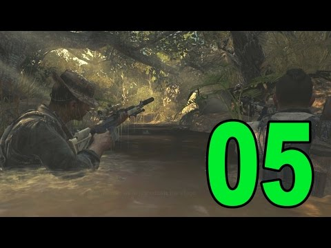 Modern Warfare 3 - Part 5 - Back on the Grid (Let's Play / Walkthrough / Playthrough)