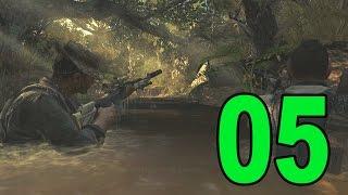 Modern Warfare 3 - Part 5 - Back on the Grid (Let's Play / Walkthrough / Playthrough)