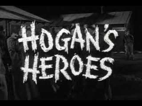 Intro to Pilot of Hogan's Heroes