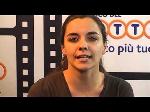 Paola Senatore, Nove Giorni di Grandi Interpretazioni, 2013, Il Gioco Del Lotto, RB Casting