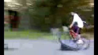 kid jumps 10 feet on bike