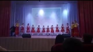 №3 Ансамбль народной песни Восходящие Зоринки