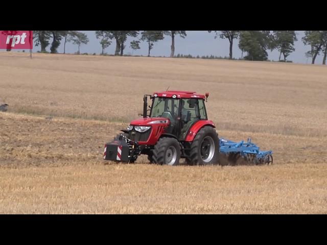демо ролик TYM трактор 2