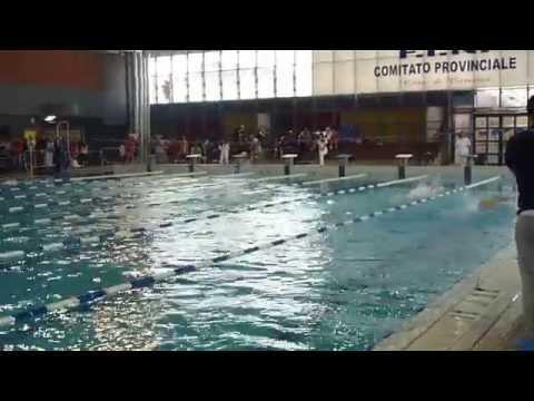 1° Trofeo Etna Nuoto - 100 SL F - Batteria 1