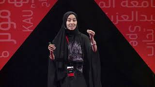 عنصرية غير قبلية | Khawlah Fairag | TEDxKAU
