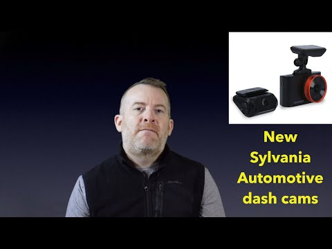 A look at Sylvania Automotive's new line of Roadsight dash cams