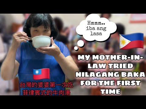 MAGUGUSTUHAN KAYA NG BIYENAN KONG TAIWANESE? MOTHER'S DAY | SIMPLE CELEBRATION | Eden joy Wu