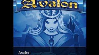 Обзор казино (автомат Avalon)