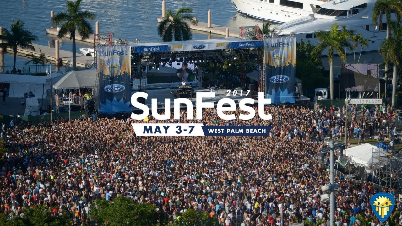 Sunfest 2017