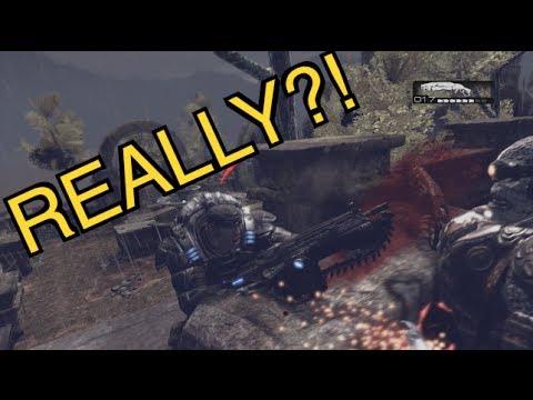 Gears Of War | The Big Malarkey Battle! (Live Commentary)