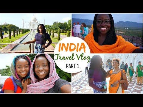 INDIA TRAVEL VLOG | PART 1: Delhi, Agra, Jaipur, Tordi Sagar