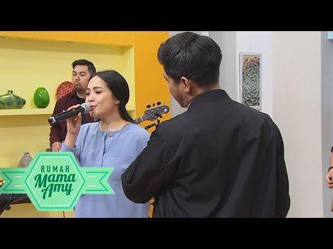Wohooo! Keren Lagu Terbaru Nagita Slavina feat Nino BENAR NYATA - Rumah Mama Amy (31/10)