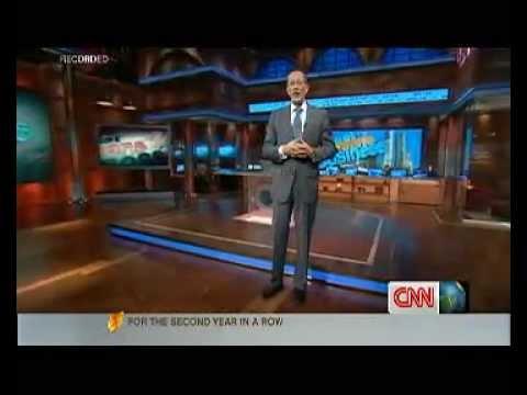 Pride of Africa on CNN International