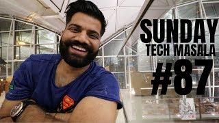 #87 Sunday Tech Masala - Hong Kong to Dubai #BoloGuruji