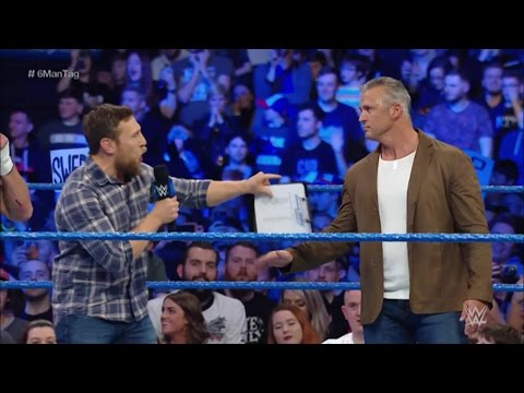 WWE SmackDown From Glasgow, Scotland in 25 Minutes
