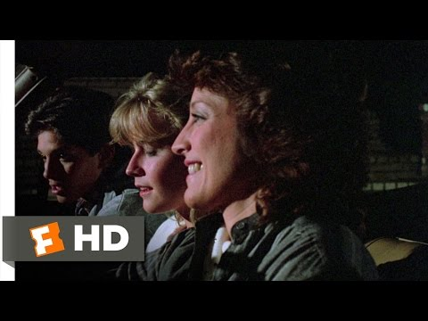 Daniel and Ali's First Date  The Karate Kid 38 Movie  1984 HD
