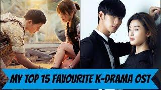 Video My Top 15 Favourite Korean Drama OST (2012-2016) download MP3, 3GP, MP4, WEBM, AVI, FLV Januari 2018