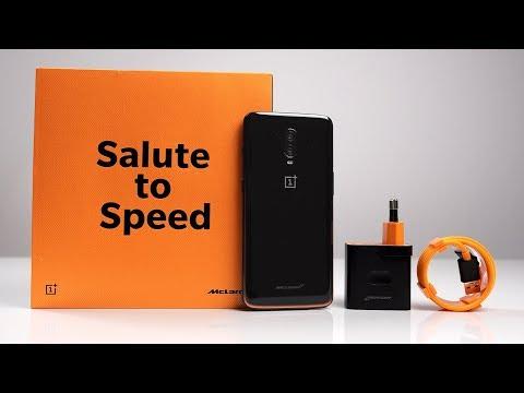 Unboxing: OnePlus 6T McLaren Edition (Deutsch) | SwagTab