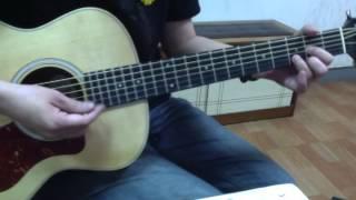 Repeat youtube video 島嶼天光 吉他教學 (