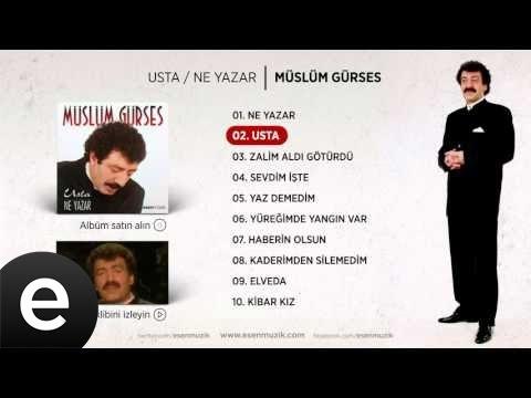 Usta (Müslüm Gürses) Official Audio #usta #müslümgürses - Esen Müzik indir