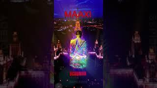 Анимированная обложка Maaxi - Вспомни (для трека, музыки, песни) (продвижение музыки, артистов)