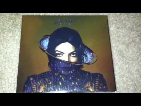 Unboxing Michael Jackson- Xscape (Digipack Deluxe Edition)