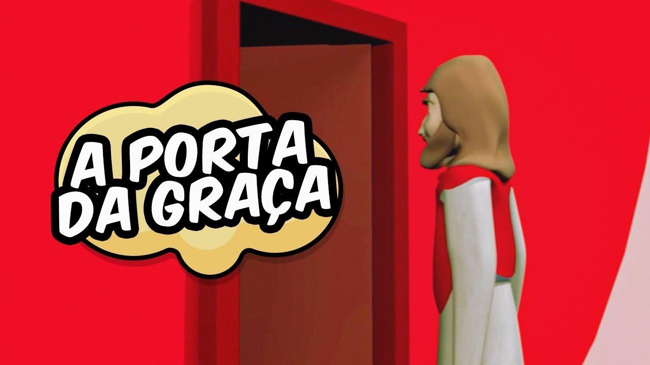 A PORTA DA GRAÇA - APOCALIPSE KIDS (Lição 10)
