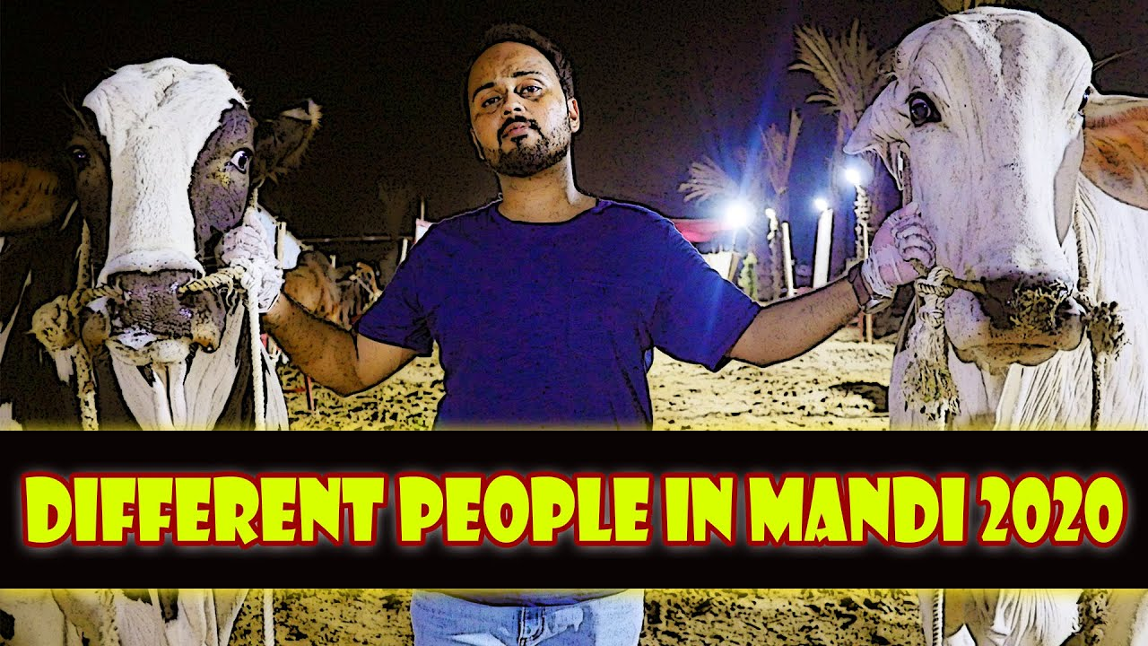 Different People In Mandi 2020 | Comedy Sketch | Faisal Iqbal