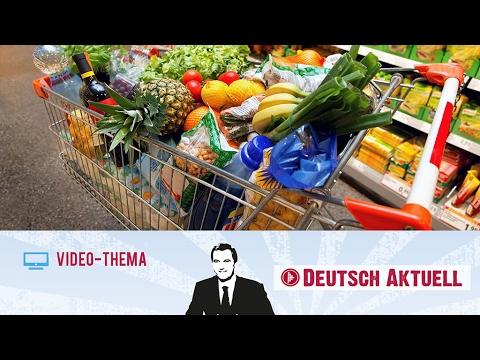 Deutsch lernen (B2/C1) |  Das Essen der Zukunft