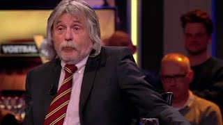 HAHA! Johan was eigenlijk topvoetballer: ''40.000 man trapte in mijn schaar'' - VOETBAL INSIDE