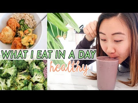 What I Eat in a Day | How to Eat Healthier 🍽️☀️