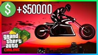 How To Make $50,000 MONEY in 1 Minute in GTA Online | NEW Maze Bank Time Trial Money Guide 1.43