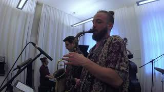 Moritz Grübel Quintett - ThreeFour Thoughts