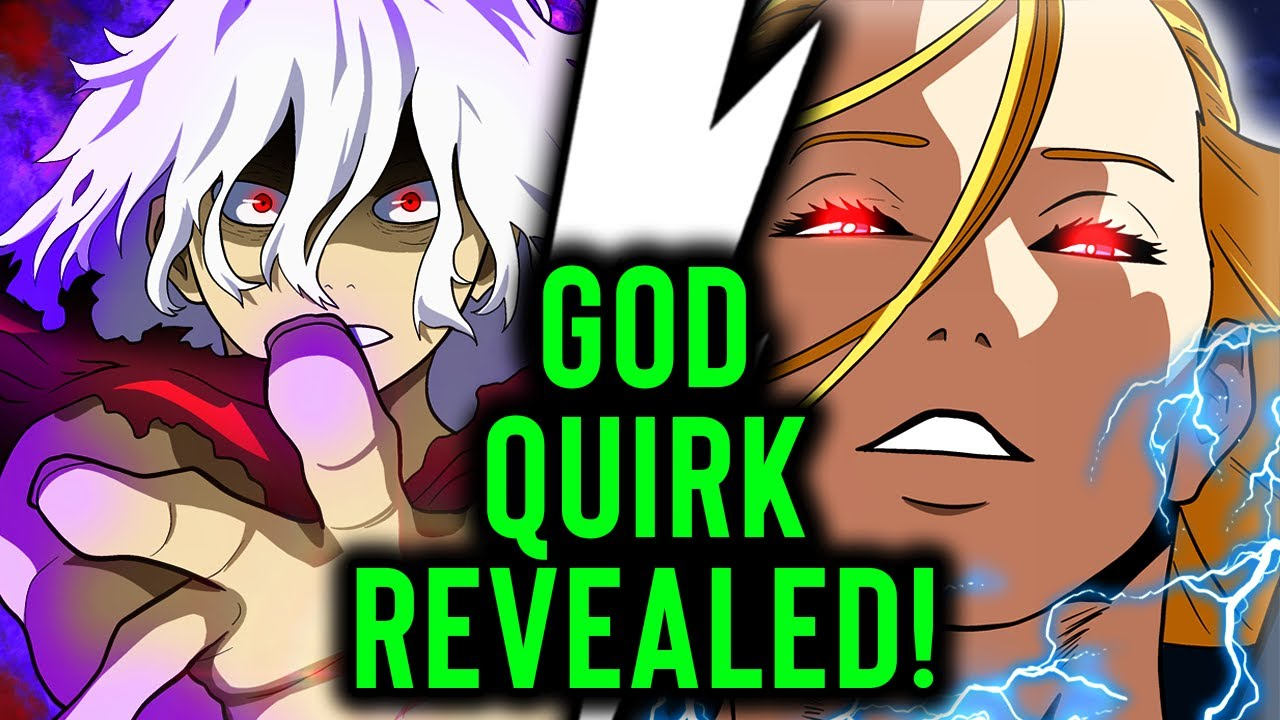 Download BEST QUIRK IN THE SERIES REVEALED!! STRONGER THAN ALL FOR ONE!? - My Hero Academia Chapter 330