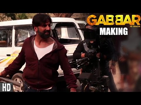 The making of Gabbar Ki Badmaashi! Starring Akshay Kumar & Shruti Haasan ! In Cinemas Now