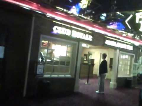 Video Casino royale las vegas $1 beer