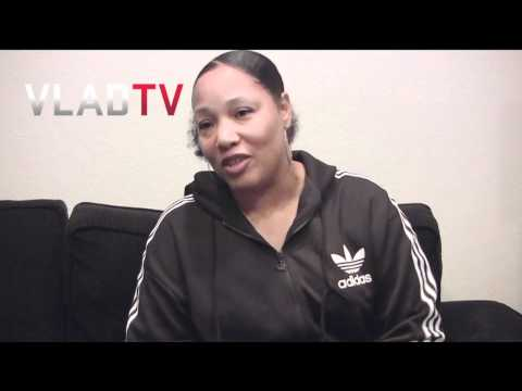 Lady of Rage addresses Gay rumors