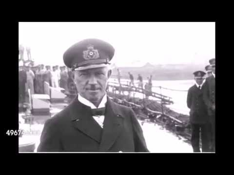 Filming the German Imperial Navy